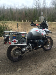 2005 BMW GS1150 Adventure...One that started it all!!!