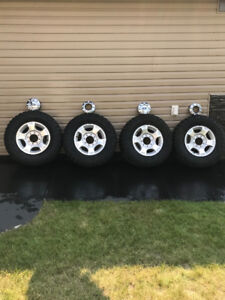 Ford - Rims & Toyo Tires for sale