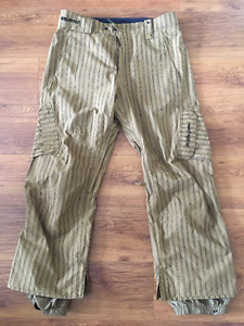 Men's Burton 'Shaun White Collection' Snowboard pants - Size M