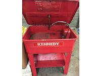 Kennedy Parts Washer