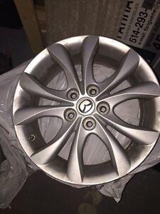 """Mags 17"""" de Mazda 3 GT $350$"""