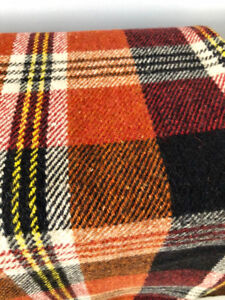 Authentic Hand Woven 100% Wool Blankets from the Balkans