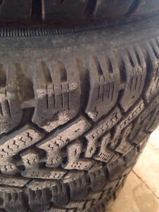 Goodyear Winter Tires and Rims Stratford Kitchener Area image 5