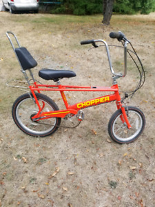 Vintage  CHOPPER   BIKE