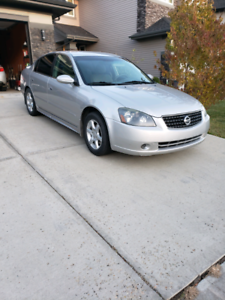2005 Nissan Altima 2.5s great on gas