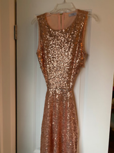 Sparkly Semi-Formal Dress from Tobi