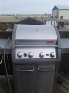 Coleman Natural Gas Barbecue
