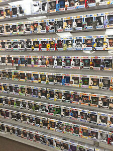 GIANT SELECTION OF FUNKO POPS! 905 554 6600