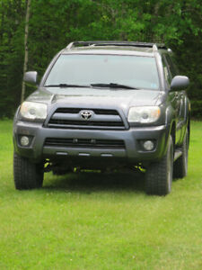 2006 Toyota 4Runner Limited Edition