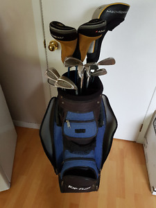 Golf Set Driver to SW Bag included