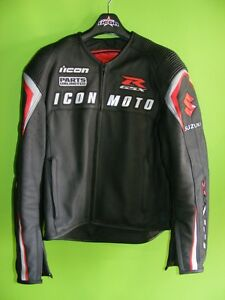 GSX-R - Suzuki - ICON Jacket - XL at RE-GEAR
