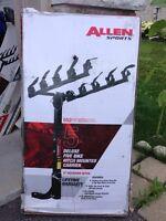 "Allen 5 bike 2"" receiver bike rack"