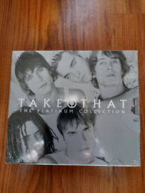 take that ,the platinum collection ,new n sealed