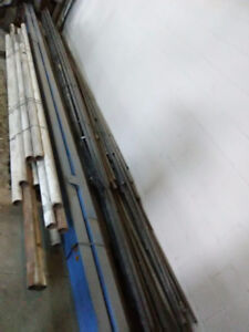 "Bundle 2-1\2 Steel pipe 2-7\8"" OD"