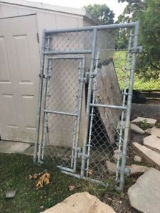 Heavy Duty Outdoor Gate