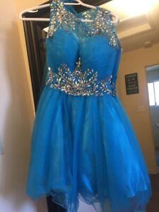 Prom or graduation dress