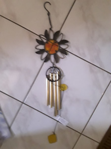 WIND CHIMES/HANGER FOR SALE