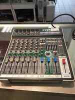 Yorkville mixer! We sell used pro audio, get a deal