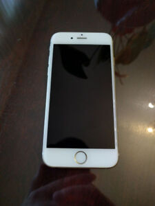 Selling Gold iPhone 6 16 GB ROGERS
