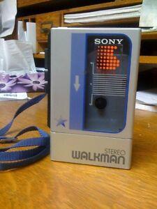 Sony Walkman - Vintage