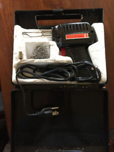 Electric Soldering Gun $10