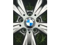 BMW 436M alloy wheels