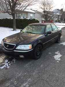 2002 Acura RL Berline