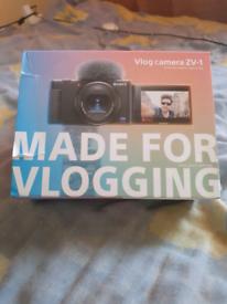 sony vlog camera zv-1brand offers welcome new vlogging camera