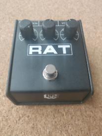 Rat Distortion Pedal