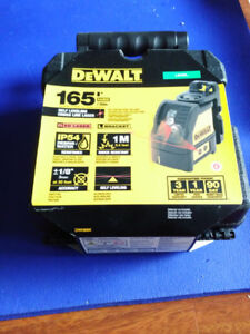Brand New Dewalt DW088K Self Levelling Line Laser for Sale