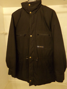CANADA GOOSE  3/4 LENGHT DOWN WINTER COAT SIZE LG