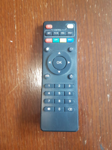 Remote for Android Media Streaming Box