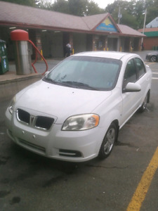 2008 Pontiac wave 5speed 1500 OBO