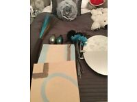 Teal Bathroom Bundle