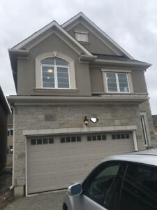 Beautiful brand new Detached Home with 3 Bedrooms and 3 washroom