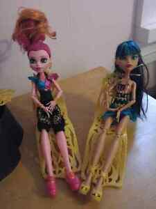 Monster High Oasis Cleo De Nile Play Set Peterborough Peterborough Area image 2
