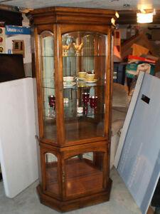 Curio Display Cabinet (Sklar-Peppler)