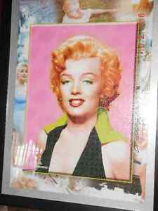 Marilyn Monroe Picture Puzzle
