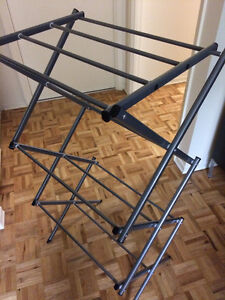 Storage items and clothes drying racks for Sale...Prices below