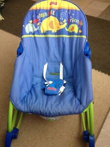 Fisher Price Infant to Toddler Rocker Cambridge Kitchener Area image 1