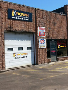 KROWN RUST PREVENTION  #1 IN CANADA