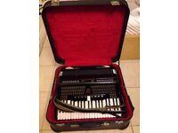 Italian accordion SCANDALLI
