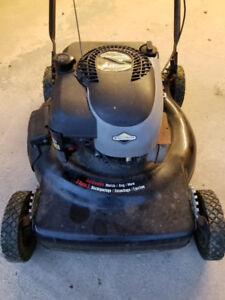 "Murray 22""; lawn mower B&G Briggs & Stratton 6 HP"