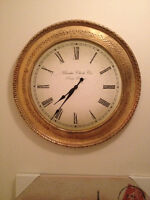Marche Clock from Bombay $175 Obo!
