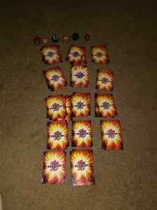 bakugan and trading cards for sale!