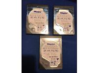 "Maxtor 2B020H1 20Gb 3.5"" Internal IDE Hard Disk Drives"