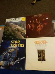 Vinyl Sell Off - $2 each- Rock, Folk, Novelty, MORE!