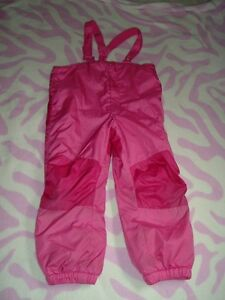5T Girl's --- Old Navy Overall Snow pants