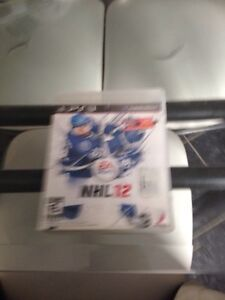 NHL12 for PS3