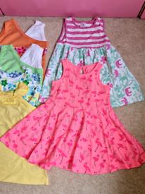 12 - 18 months girls summer bundle. Excellent condition.